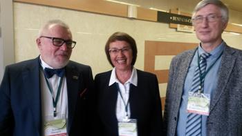 Докучаева Лариса на Международном конгрессе психотерапевтов