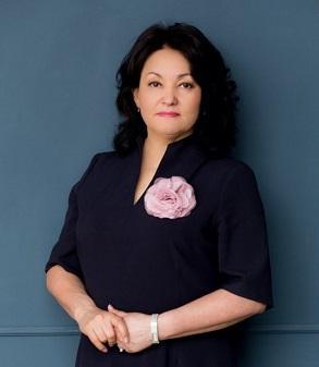 Сагимбаева Алия - преподаватель родологии