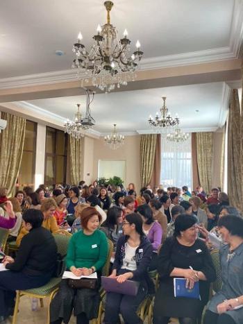 Семинар по родологии. Родители и дети. Астана 16 ноября 2019