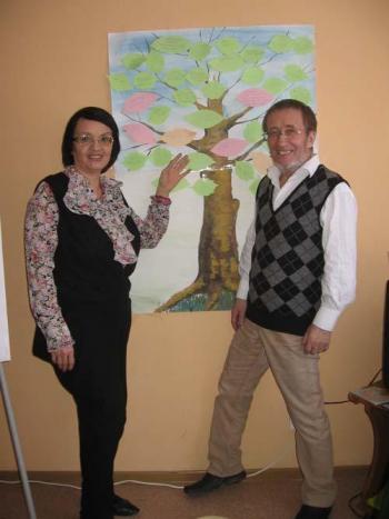 Авторы родологии Лариса и Валерий Докучаевы.