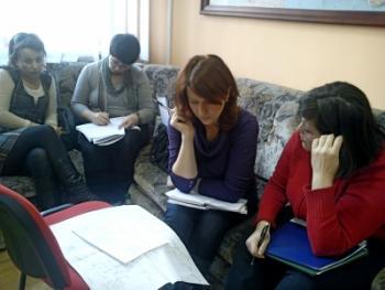 Семинар по родологии в Севастополе 2012 год
