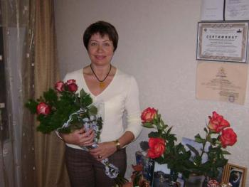Ирина Федотова. Москва. Родолог