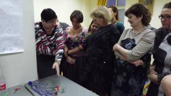 Семинар в Саратове по родологии. 2017 год