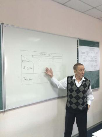 Валерий Васильевич Докучаев - основатель родологии
