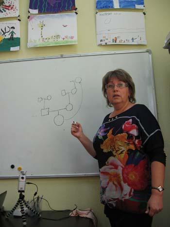 Востокова Наталья - преподаватель родологии.